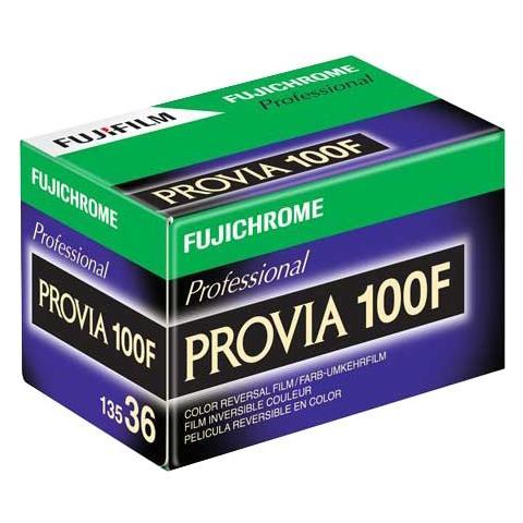 1 Fujifilm Provia 100 F 135/36 nuovo