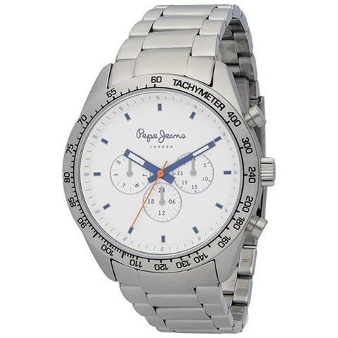 check out 65321 595f3 PEPE JEANS Orologio Uomo R2353123003 (45 Mm)