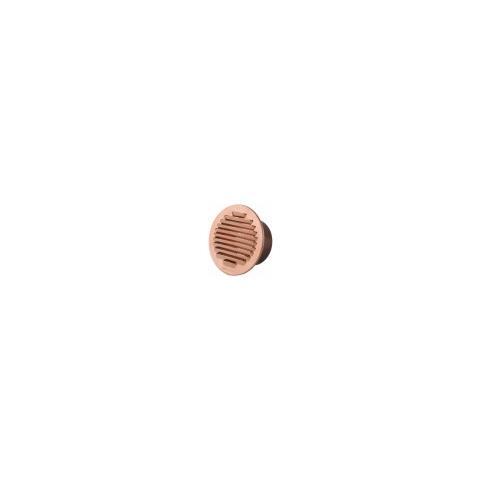 Griglia Rame 100 mm tonda rete Stamplast