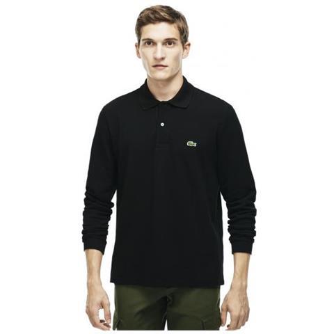 Lacoste - Maglietta Polo Manica Lunga Uomo Taglia 5 - ePRICE f07e1a45733
