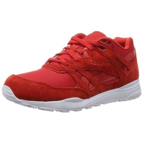 scarpe reebok rosse