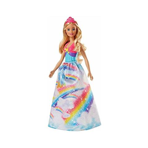 MATTEL - Barbie Principesse Ass. to - Bambole E Accessori - ePRICE