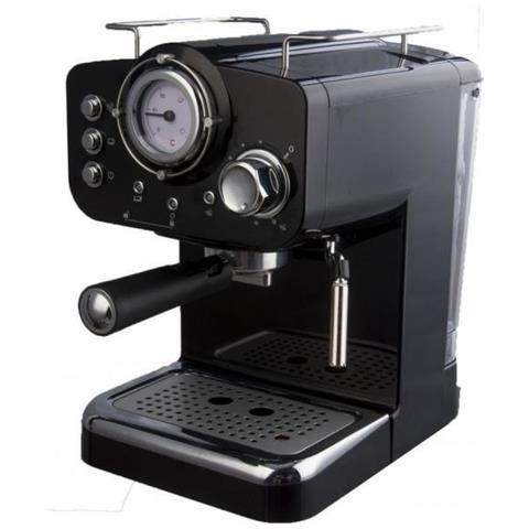 ARIELLI - KM-501B - Macchina Caffe Macinato Espresso / Cappuccino 1 ...
