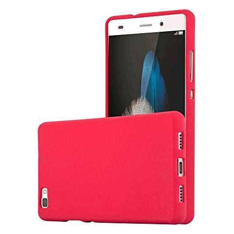 Custodia Cover Gomma Trasparente Protezione Guscio Posteriore Huawei P9 Lite