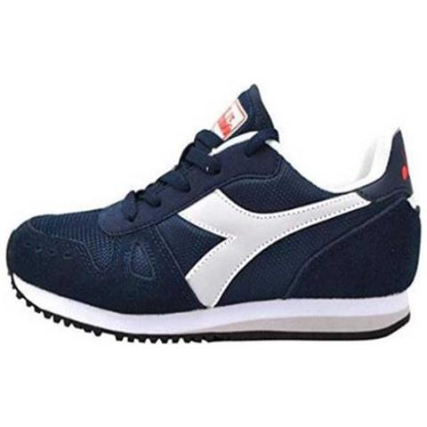 hot sale online 25fb8 5de29 DIADORA Simple Run Gs 60065 Scarpa Tempo Libero - Bambino Uk Junior 5y