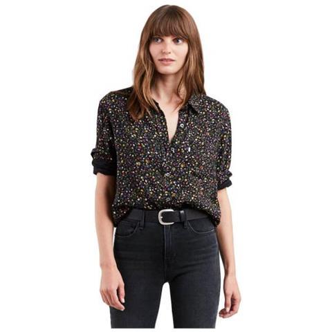0c3c8d8f9274 LEVI S - Ultimate Boyfriend Shirt Camicia Da Donna Taglia L - ePRICE