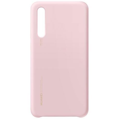 prezzo competitivo ae7b2 97b22 HUAWEI Cover in silicone per Huawei P20 Pro colore Rosa