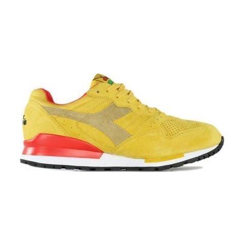 Diadora Intrepid Amaro 17230625113 giallo scarpe basse