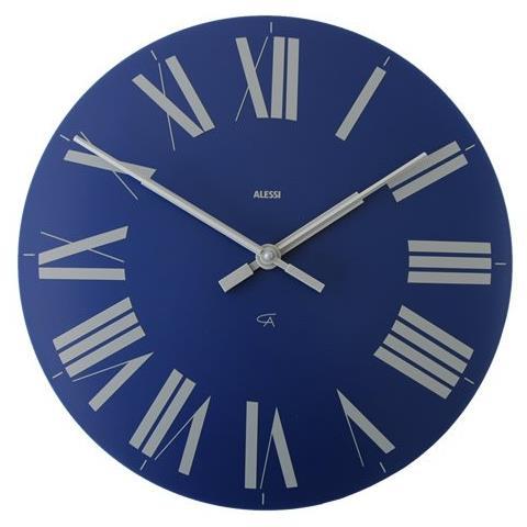 ALESSI - Orologio da Parete Firenze 12 AZ Colore Blu - ePRICE