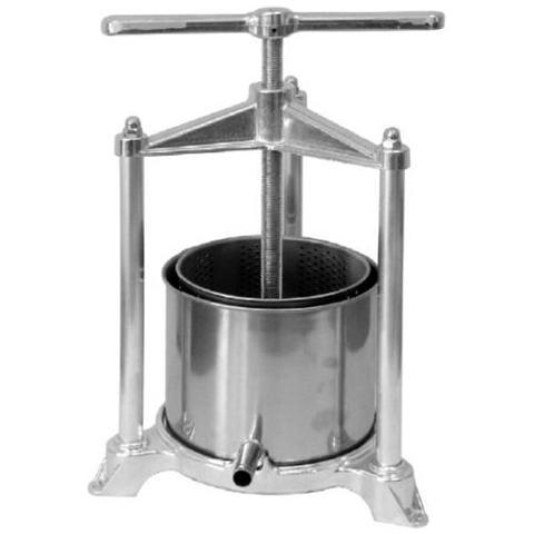 HOMEGARDEN - Torchietto premitutto da cucina in acciaio inox ...