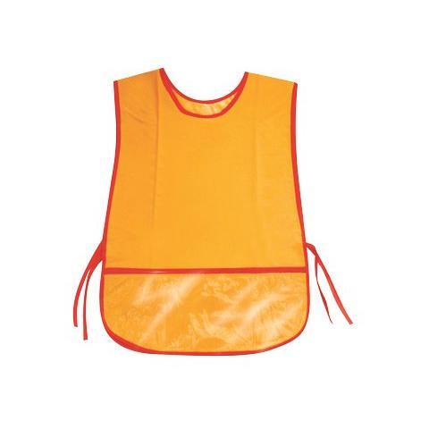 Grembiuli Plastificati Per Bambini.Cwr Grembiule Asilo Scuola Materna Senza Maniche In Plastica 50x34 Cm