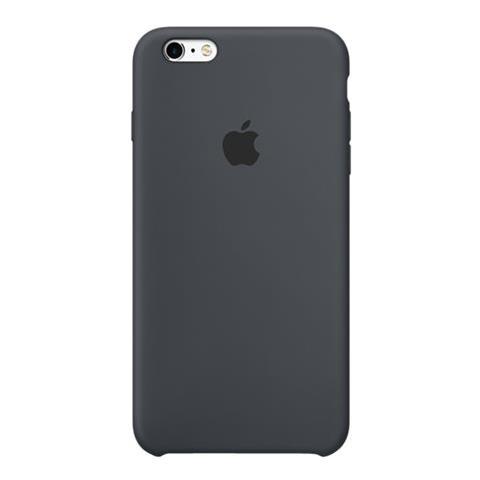 APPLE Custodia in Silicone per iPhone 6S Plus Antracite