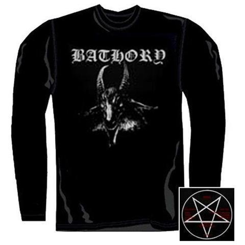 Bathory - Goat (Felpa Unisex Tg. 2XL)