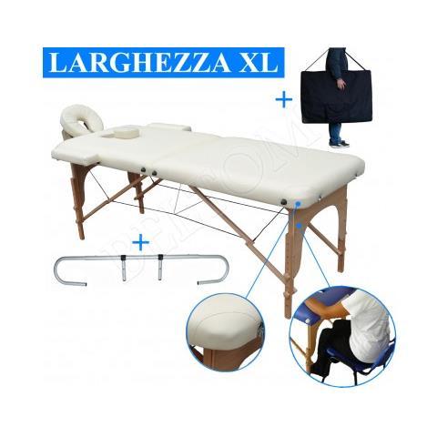 Portarotolo Per Lettino Massaggio.Beltom Lettino Per Massaggi 2 Zone In Legno Portarotolo Pesa