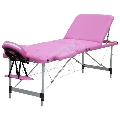 Lettino Massaggio Portatile In Alluminio.Beltom Lettino Massaggio 3 Zone Alluminio Nuovo Pesa Solo 16 8