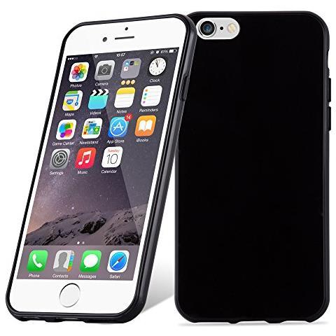 cover per iphone 6s in silicone morbido