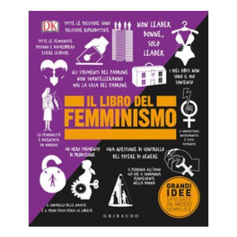 grandi idee spiegate in modo semplice  GRIBAUDO - Il Libro Del Femminismo. Grandi Idee Spiegate In Modo ...