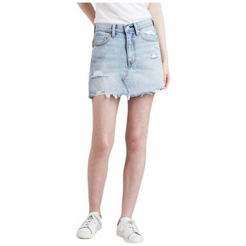 nuovo concetto d01da d47d0 LEVI'S - Deconstructed Skirt Gonna Da Donna Taglia 27 - ePRICE