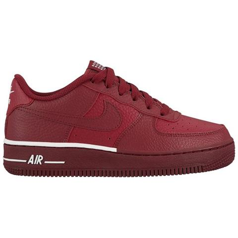 save off b04ef b4cc8 NIKE - Scarpe Air Force 1 Gs 596728627 Taglia 36,5 Colore Rosso - ePRICE