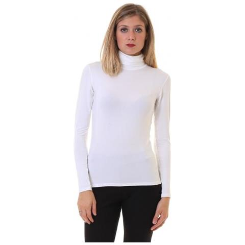 comprare popolare dopo prezzi economici Ragno T-shirt Ml Collo Alto Maglia Manica Lunga Donna Taglia 6