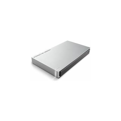 SEAGATE - LACIE EXTERNAL MOBILE 1TB PORSCHE DESIGN MOBILE 2.5IN USB3.0 / USB-C LIGHT-GREY  IN