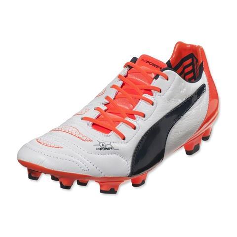 Leather Calcio 1 Scarpe Da Evopower 2 Puma Calzature Fg 2WEDHI9