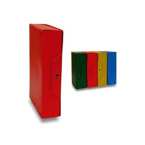 conf.5 Scatole portaprogetti 12cm verde 8014819001303 ADV_135579