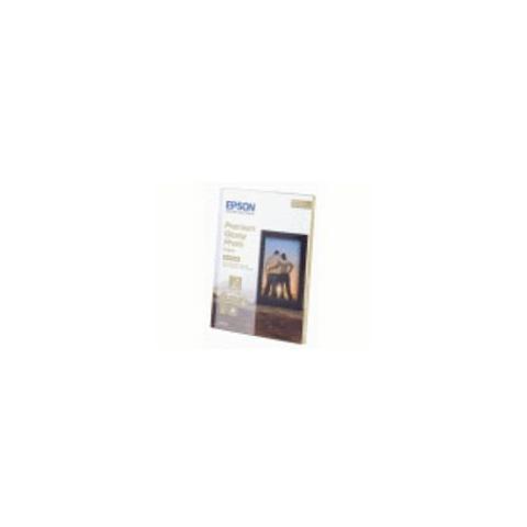 Epson Epson Premium Glossy Photo Paper - 13x18cm - 30 Fogli