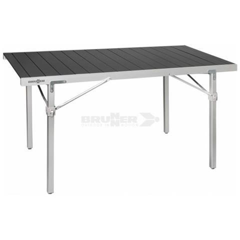 Tavoli Pieghevoli Alluminio Offerte.Brunner Titanium Quadra 6 Ng Tavolo Trasportabile Pieghevole Posti