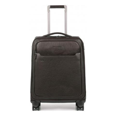 a731b7d0be PIQUADRO - - Trolley Cabin Slim Porta Pc E Ipad®, Lucchetto Tsa, Placca Usb  E Micro-usb, Connequ Bagmotic - Bv3849b3bm - ePRICE