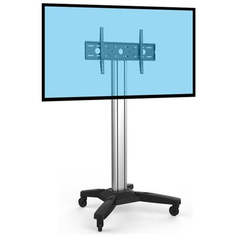 KIMEX - 030-5002 Carrello Mobile Per Schermo Tv Lcd Led 37\