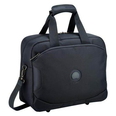 delsey - 01-3246190 borsa da cabina reporter compatibile con sistema