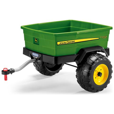 Rimorchio John Deere Adventure Trailer