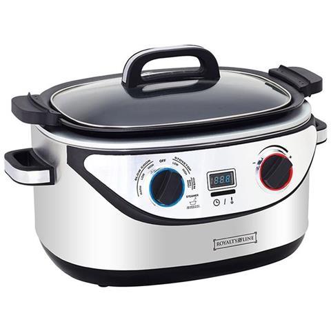 Gloriashoponline - Pentola Elettrica Robot Da Cucina Cottura Al ...
