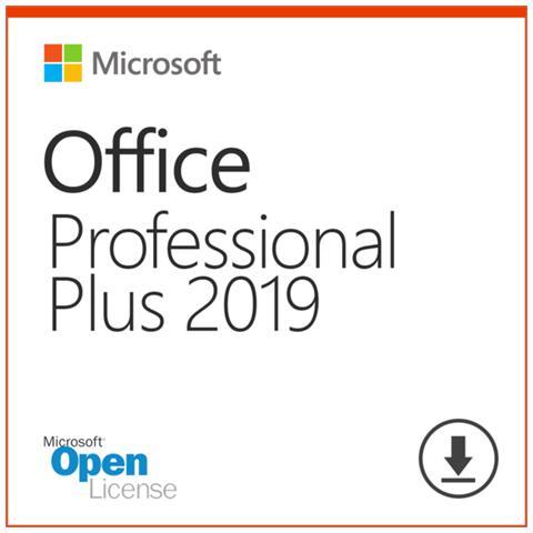 microsoft office 2019 professional plus  MICROSOFT - Office 2019 Professional Plus (volume) 32/64 Bit Esd ...