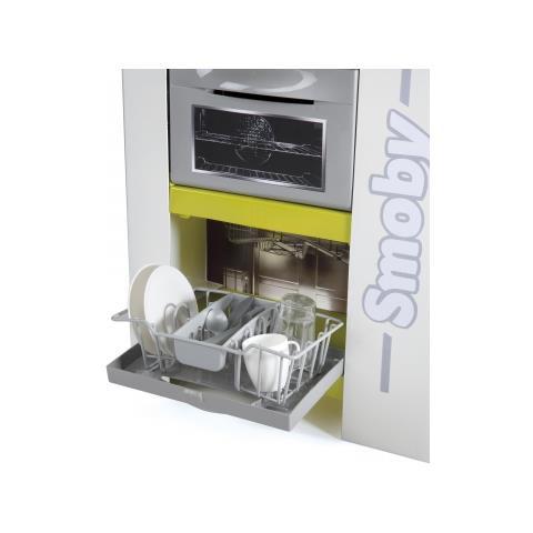 SMOBY   SMB7600311027 Cucina Studio Bubble   Effetto Acqua Che Bolle, Forno,  Frigorifero, Lavastoviglie, 26 Accessori   EPRICE