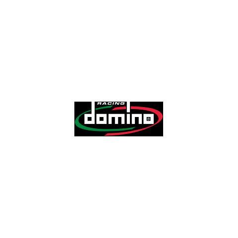 vivido e di grande stile comprare a buon mercato offrire sconti DOMINO - Coppia Manopole Blu In Gomma Per Atv / quad ...