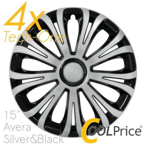 Copricerchi Pollici One Silver Lampa Avera Tech Auto 15 Universali 6gIfYb7yv