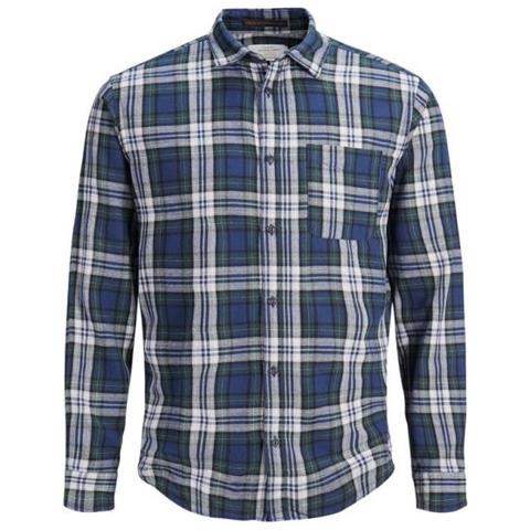 236292aad8 Jack jones - Jorsteven Shirt Ls Camicia Uomo Taglia L - ePRICE
