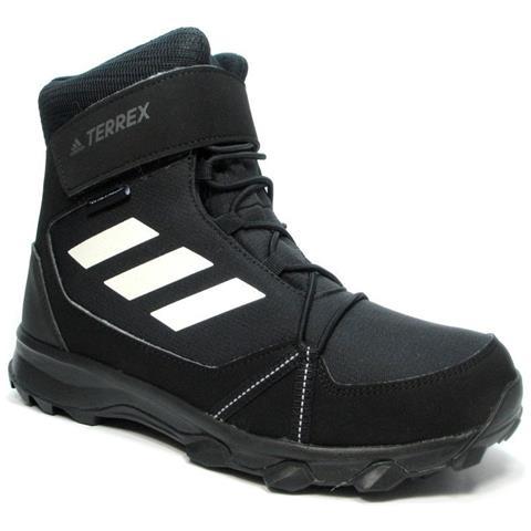 cheaper e0785 56f6d adidas Scarpe Terrex Snow Cf Cp Cw K Climaproof S80885 Taglia 31,5 Colore  Nero