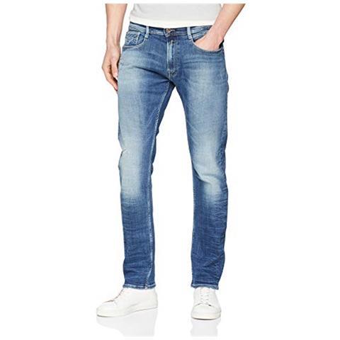 premium selection 01be4 6a5dc REPLAY - Pantaloni Replay Rob L34 Abbigliamento Uomo W28-l34 ...