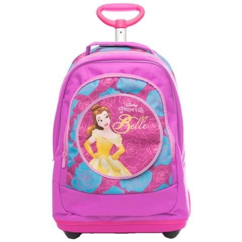 sito affidabile 75529 12d04 La Bella e la Bestia - Zaino Trolley Bigtrolley Disney Princess La ...