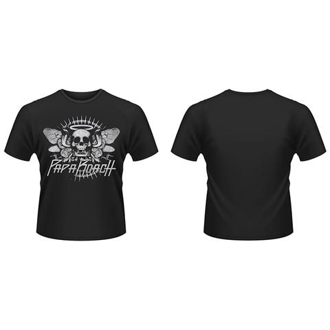 Papa Roach - Cobra Skull (T-Shirt Unisex Tg. S)
