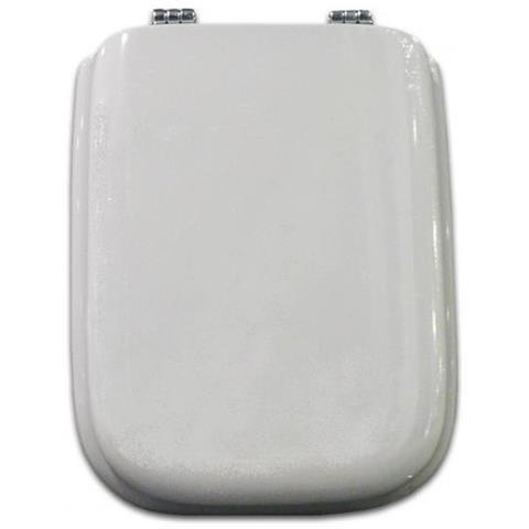 Sedile Wc Copriwater Bianco Ideal Standard Conca.Acb Colbam Copriwater Ideal Standard Conca Bianco I S Cerniera Oro Sedile Asse Wc