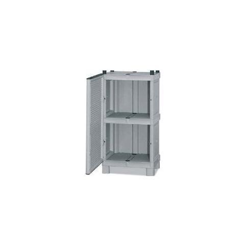 Brico point armadio in resina 50x39x92 eprice for Armadi da balcone brico