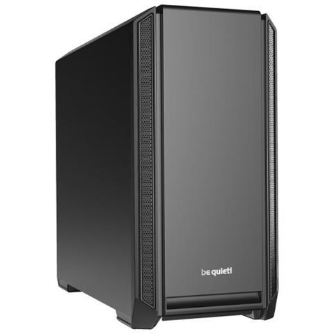 ! Silent Base 601 Midi-Tower Nero vane portacomputer