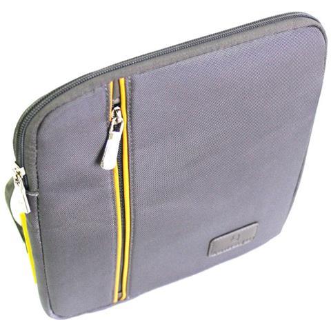e811c90de3cbf Roncato - Borsello Uomo Tracolla Piatta Porta Tablet 46.59.02 Grigio -  ePRICE