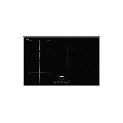 NEFF - Piano Cottura T43D89N2 a Induzione 4 Zone Cottura da 80 cm ...