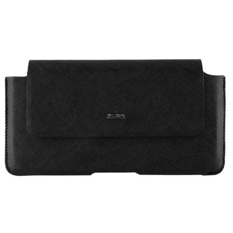 negozio online 4c156 eda1e PURO Custodie da Cintura Universale per Smartphone Nero