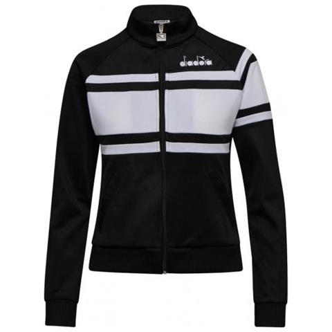 Diadora Eprice Taglia 80s L Xl Jacket Felpa Donna 66vAx